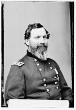 Library of Congress photo of Major General John Sedgwick, accessed from http://loc.gov/pictures/resource/cwpb.06381 on 09 May 2014.